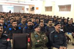 August 2019 Police Training Pakistan