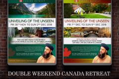 Canada Retreat Dec 2018
