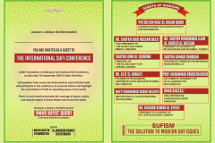 Sufi Conference 2019