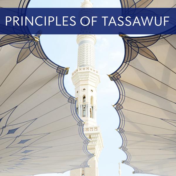 Principle ofTassawuf
